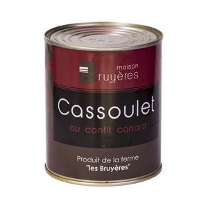 Cassoulet - La Ferme Les Bruyères - Cassoulet