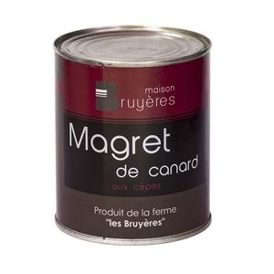 La Ferme Les Bruyères - Magret cepes