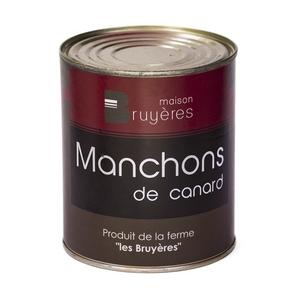 Manchons de canard - La Ferme Les Bruyères - Manchons