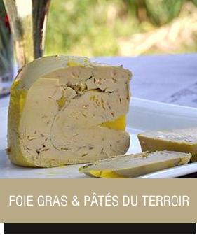 Foie gras & Pâtés du terroir